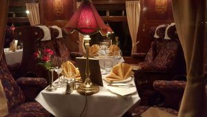 New Year on the Golden Arrow